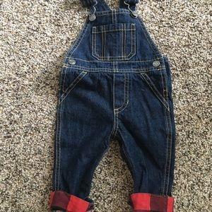 Carter's Jean overalls